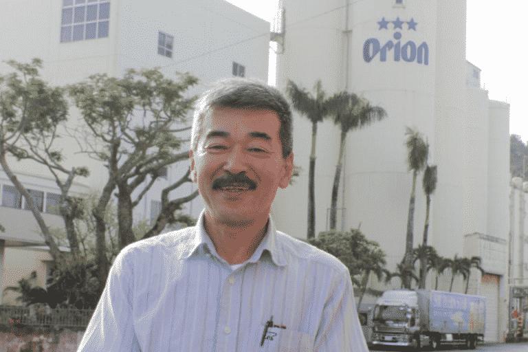 オリオンビール名護工場 沖縄ワーホリ