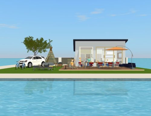 予約が絶えない瀬戸内の一棟貸し民泊リゾートが2棟目を建設中。地方移住者が地域課題解決にもつながるビジネスモデルとは?