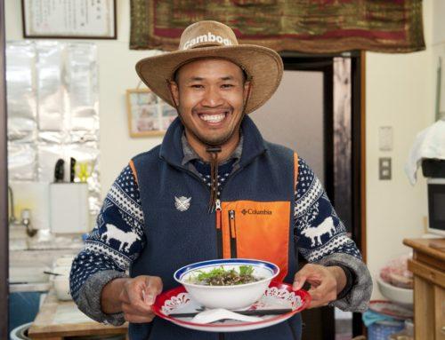 【ここいろ】山口県周防大島町。人気沸騰!元気をくれるカンボジア料理店|O-KUN(オークン)