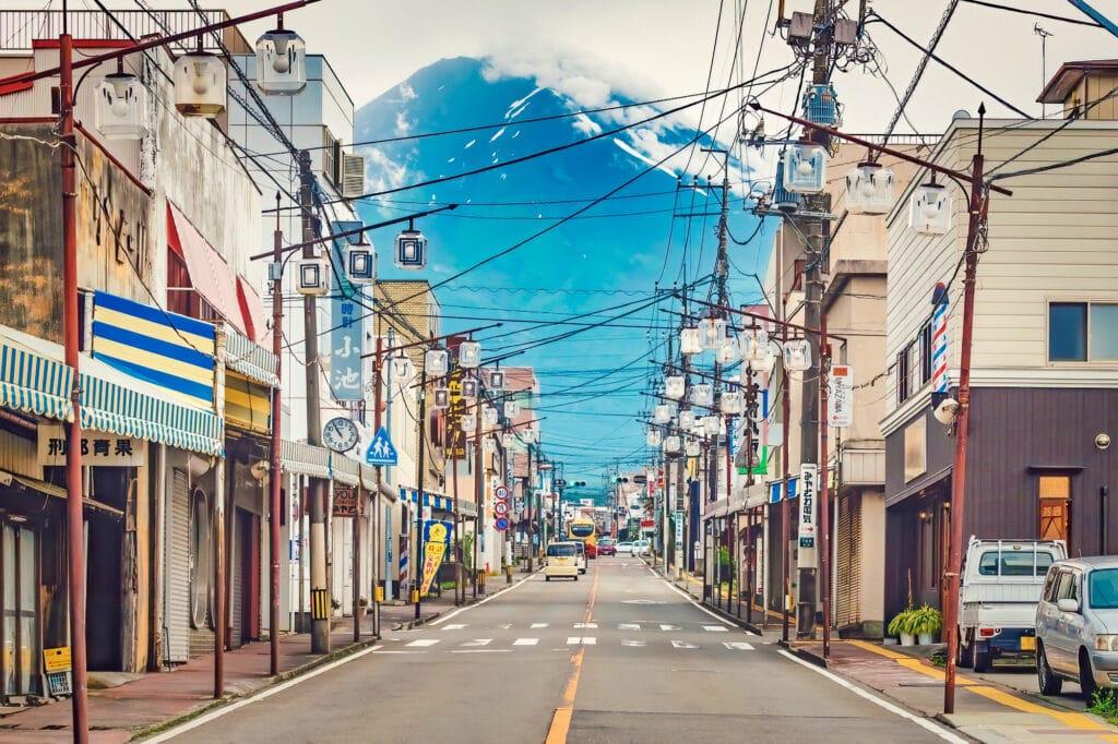 富士吉田市